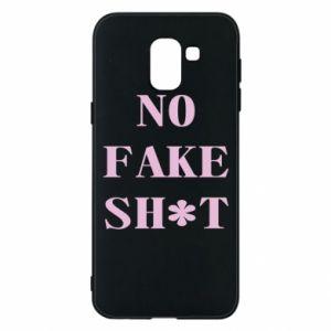 Etui na Samsung J6 No fake shit