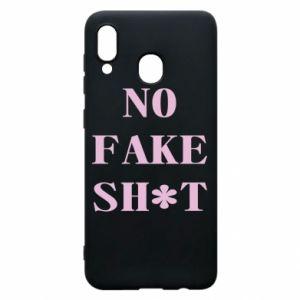Etui na Samsung A30 No fake shit