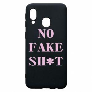 Etui na Samsung A40 No fake shit