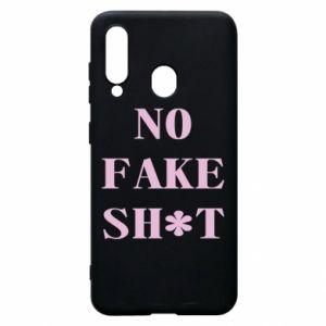 Etui na Samsung A60 No fake shit
