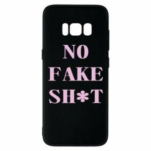 Etui na Samsung S8 No fake shit