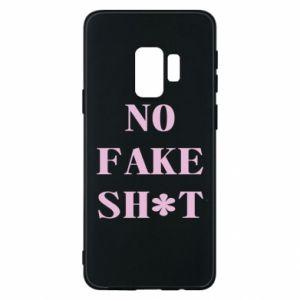 Etui na Samsung S9 No fake shit