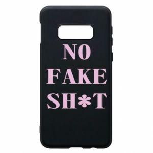Etui na Samsung S10e No fake shit