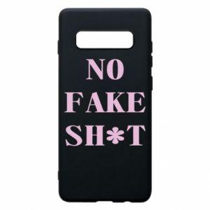 Etui na Samsung S10+ No fake shit