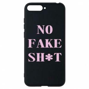 Etui na Huawei Y6 2018 No fake shit