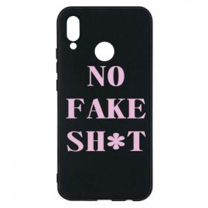 Etui na Huawei P20 Lite No fake shit