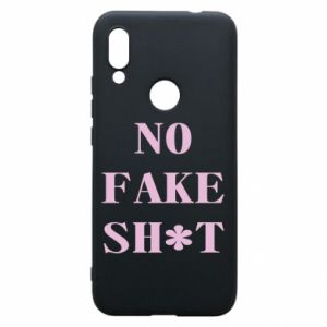 Etui na Xiaomi Redmi 7 No fake shit