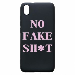 Etui na Xiaomi Redmi 7A No fake shit