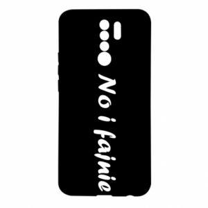 Etui na Xiaomi Redmi 9 No i fajnie