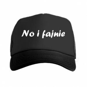 Trucker hat So cool - PrintSalon