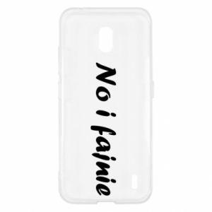 Etui na Nokia 2.2 No i fajnie