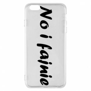 Phone case for iPhone 6 Plus/6S Plus So cool - PrintSalon