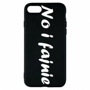 Phone case for iPhone 7 So cool - PrintSalon