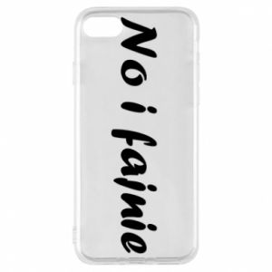 Phone case for iPhone 8 So cool - PrintSalon
