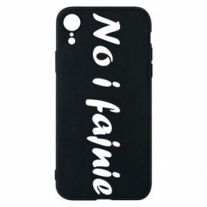 Phone case for iPhone XR So cool - PrintSalon