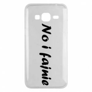 Phone case for Samsung J3 2016 So cool - PrintSalon