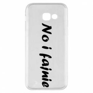 Phone case for Samsung A5 2017 So cool - PrintSalon