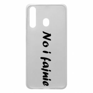 Phone case for Samsung A60 So cool - PrintSalon
