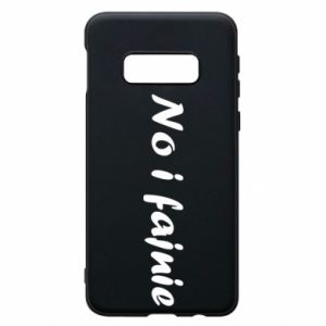 Phone case for Samsung S10e So cool - PrintSalon