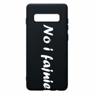 Phone case for Samsung S10+ So cool - PrintSalon