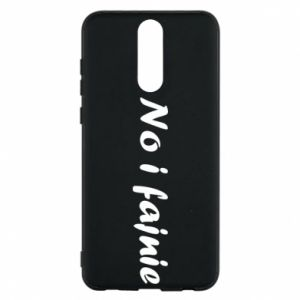 Phone case for Huawei Mate 10 Lite So cool - PrintSalon
