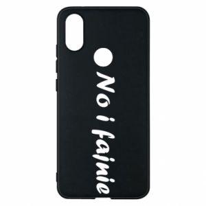 Phone case for Xiaomi Mi A2 So cool - PrintSalon