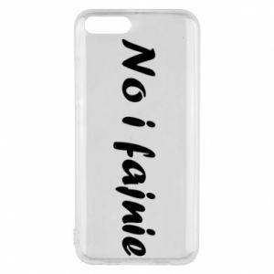 Phone case for Xiaomi Mi6 So cool - PrintSalon