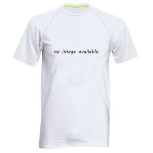 Męska koszulka sportowa No image available