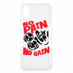 Etui na Xiaomi Redmi 9a No pain No gain