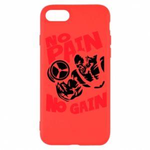 iPhone SE 2020 Case No pain No gain