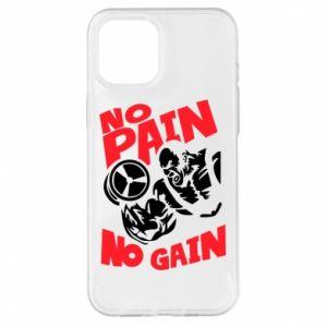 iPhone 12 Pro Max Case No pain No gain