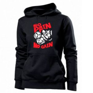 Damska bluza No pain No gain - PrintSalon