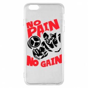 Etui na iPhone 6 Plus/6S Plus No pain No gain