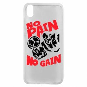 Etui na Xiaomi Redmi 7A No pain No gain