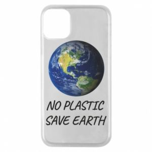 iPhone 11 Pro Case No plastic save earth
