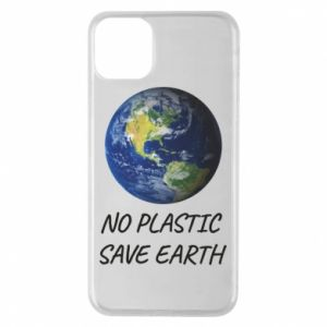 iPhone 11 Pro Max Case No plastic save earth