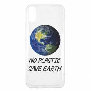 Xiaomi Redmi 9a Case No plastic save earth