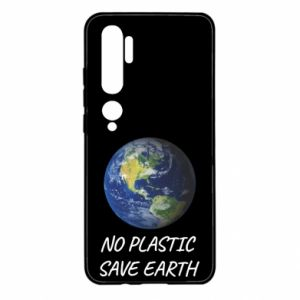 Xiaomi Mi Note 10 Case No plastic save earth