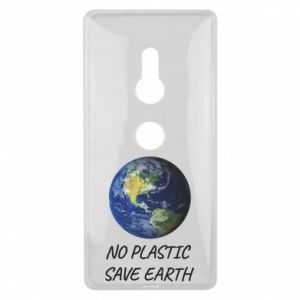 Sony Xperia XZ2 Case No plastic save earth