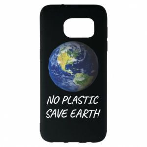 Samsung S7 EDGE Case No plastic save earth