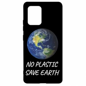 Samsung S10 Lite Case No plastic save earth