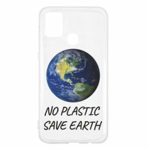 Samsung M31 Case No plastic save earth