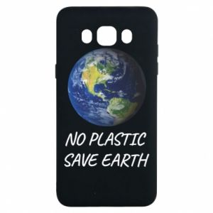 Samsung J7 2016 Case No plastic save earth