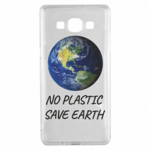 Samsung A5 2015 Case No plastic save earth