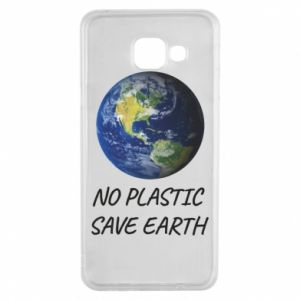 Samsung A3 2016 Case No plastic save earth