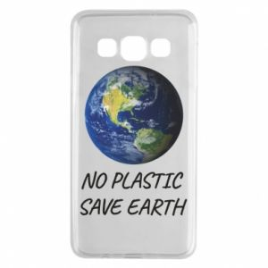 Samsung A3 2015 Case No plastic save earth