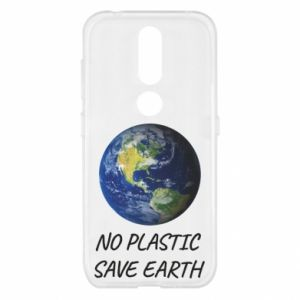Nokia 4.2 Case No plastic save earth