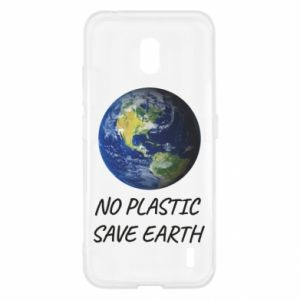 Nokia 2.2 Case No plastic save earth
