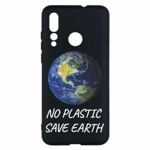 Huawei Nova 4 Case No plastic save earth