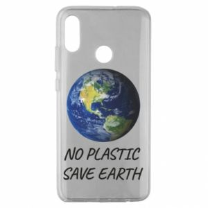 Huawei Honor 10 Lite Case No plastic save earth